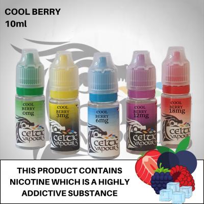 Cool Berry 10ml
